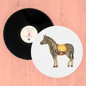 Circus Zebra Slip Mat