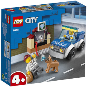 LEGO City Police: Police Dog Unit (60241)