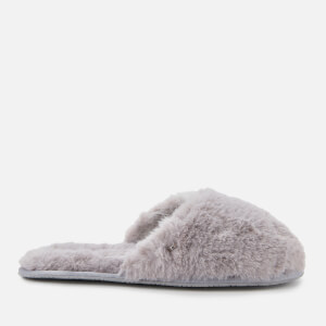 Ted Baker Women's Phlufy Mule Slippers - Grey