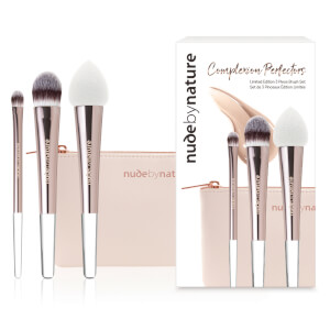 nude by nature Complexion Perfectors Brush Set
