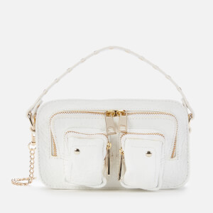 Núnoo Women's Helena Cross Body Bag - White