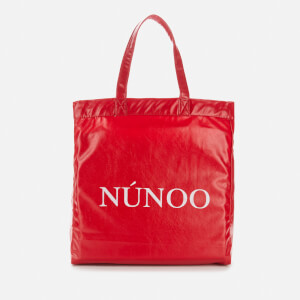 Núnoo Women's Big Veggie Tote Bag - Red