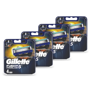 Fusion5 Men's ProGlide Razor Blades (16 Pack) - 12 Month Bundle