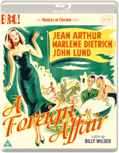 A Foreign Affair (Masters of Cinema)