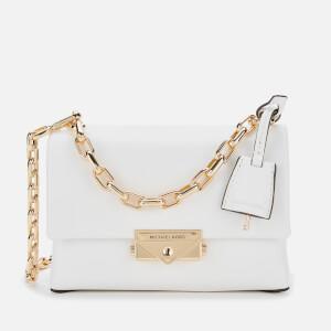 MICHAEL MICHAEL KORS Women's Cece XS Chain Cross Body Bag - Optic White