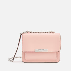 MICHAEL MICHAEL KORS Women's Jade XS Gusset Cross Body Bag - Smokey Rose