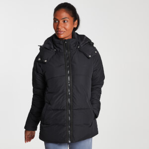 MP Women's Essentials Puffer Jacket - Black