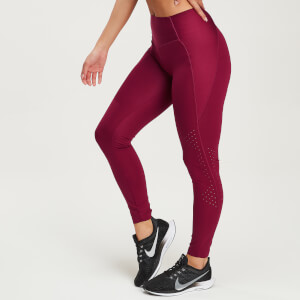 MP Women's Velocity Formende Leggings - Violett