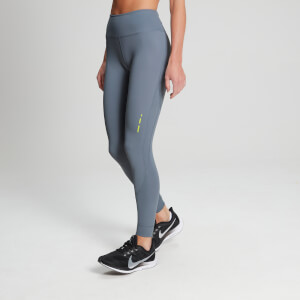 Leggings Power Ultra - Galaxy/Lime