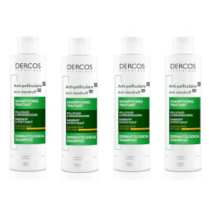 VICHY Dercos Anti-Dandruff Dry Hair Bundle