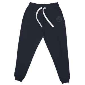 Rick and Morty Morty Embroidered Unisex Joggers - Navy