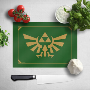 Zelda Chopping Board
