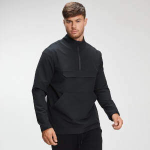 Men's Essential Regnjakke – Svart