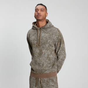 Sweat à capuche MP Raw Training pour hommes – Camouflage