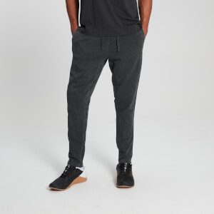MP Men's Raw Training Joggers - Washed Black