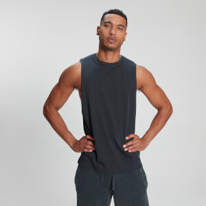 MP Men's Raw Training Tank - Washed Black