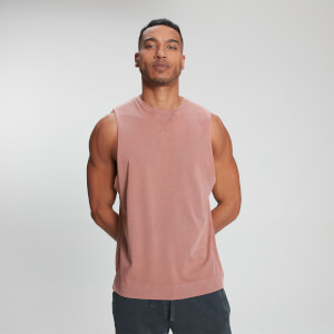 Miesten MP Raw Training -tankkitoppi − Washed Pink