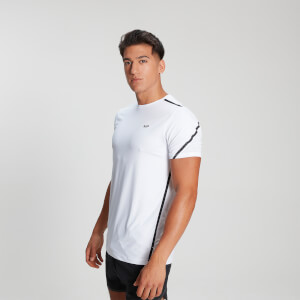 MP Men's Velocity Kurzarm T-Shirt - Weiß