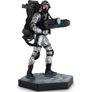 Eaglemoss Figure Collection - Alien Wolf Taskforce Member Figurine