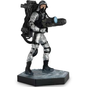 Eaglemoss Figure Collection - Alien Wolf Taskforce Member Figurine