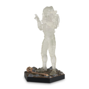 Eaglemoss Figure Collection - Alien Cloaked Predator (1987) Figurine (Convention Exclusive)