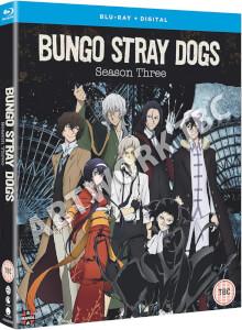 Bungo Stray Dogs: Season 3