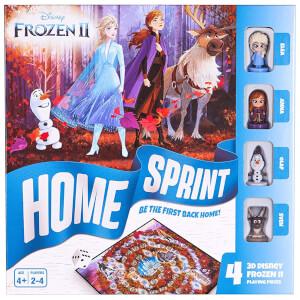 Disney Frozen 2 Home Sprint Board Game