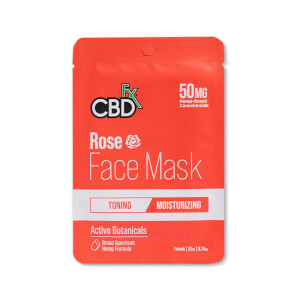 CBDfx Face Mask - Rose