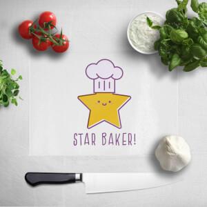 Star Baker Chopping Board