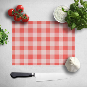 Baking Blanket Red Chopping Board