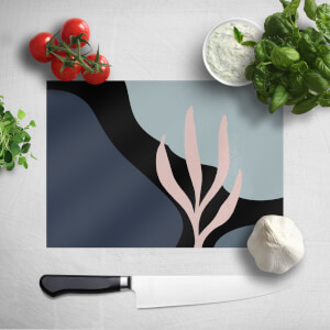 Rocks And Trees Chopping Board