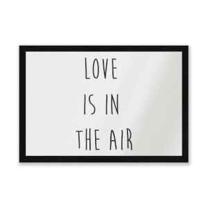 Love Is In The Air Entrance Mat