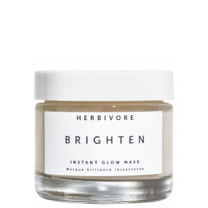 Herbivore Brighten Pineapple Enzyme and Gemstone Instant Glow Mask 70ml