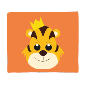 Tiger King Fleece Blanket