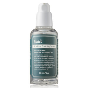 Dear, Klairs Rich Moist Soothing Serum 80ml
