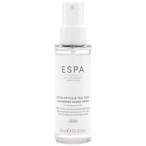 ESPA Eucalyptus and Tea Tree No Rinse Hand Spray 50ml