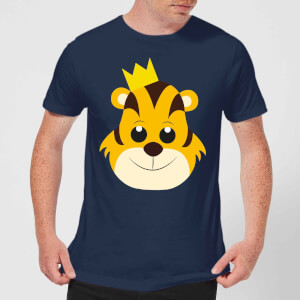 Tiger King Men's T-Shirt - Navy