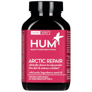 HUM Nutrition Arctic Repair Skin Rejuvenation Supplement (90 Vegan Capsules, 30 Days)