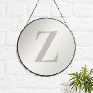 Z Engraved Mirror