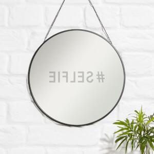 #EIFLES Engraved Mirror