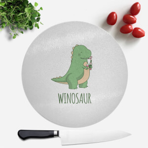 Winosaur Round Chopping Board