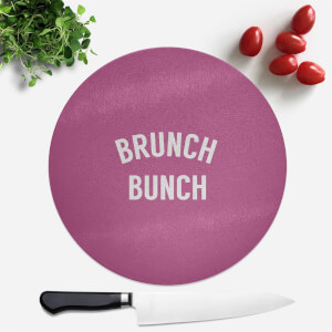 Brunch Bunch Round Chopping Board