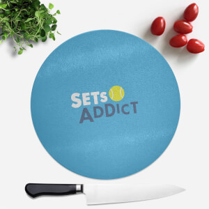 Set Addicts Round Chopping Board