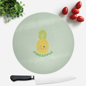 Fineapple Round Chopping Board