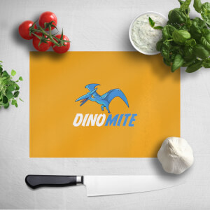 Dino Mite Chopping Board