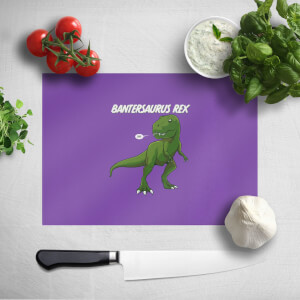 Bantersaurus Chopping Board