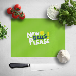 New Balls Please Chopping Board
