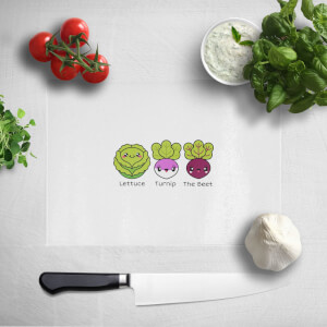 Turnip The Beet Chopping Board