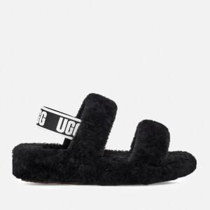 UGG Women's Oh Yeah Slippers - Black