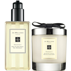 Jo Malone London Grapefruit Hand Wash and Candle Bundle